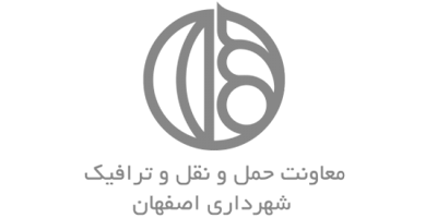 logo deputy transportation traffic isfahan municipality