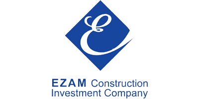 logo ezam construction investment company